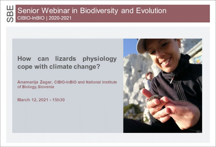 HOW CAN LIZARDS PHYSIOLOGY COPE WITH CLIMATE CHANGE?