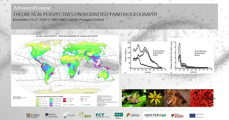 THEORETICAL PERSPECTIVES ON BIODIVERSITY AND BIOGEOGRAPHY